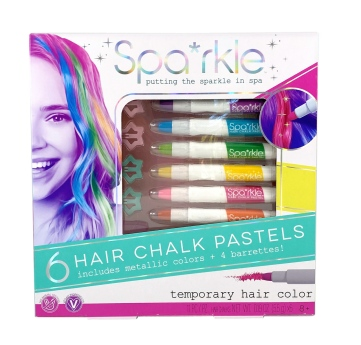 Sparkle_Hair Chalk Pastels box SPA-06