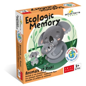 Animals at Risk! • Ages 2+ • $14.99