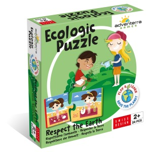 Respect the Earth • Ages 2+ • $14.99