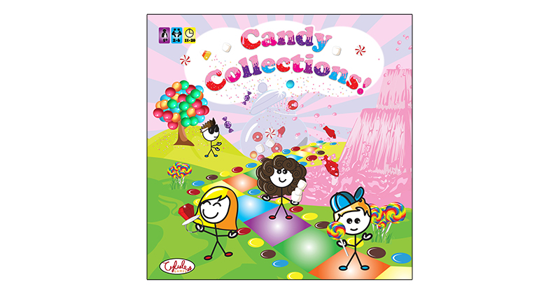 Candy Collection! by Cybele's Games