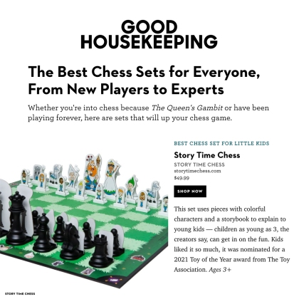 Story Time Chess-Good-Housekeeping Jan 13 2021