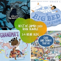 3 to 4-years-old Best of Jambo 2020 Book Bundle • $44.99