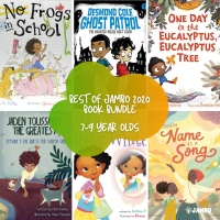 7 to 9-years-old Best of Jambo 2020 Book Bundle • $36.99