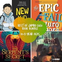 10-13 years old Best of Jambo 2020 Book Bundle • $36.99