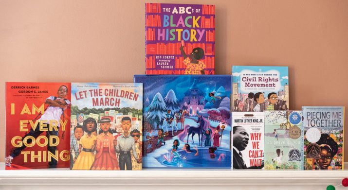 Black History Month Custom Bundle • Ages 7-13 • $49.99