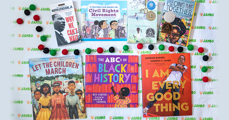 Just In Time For Black History Month, Subscribe Or Sample Curated Board Books, Paperbacks & Hardcovers Featuring A Child Of Color As The Star!