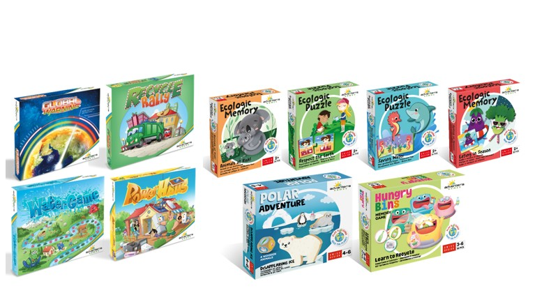 MOTHER MAY I? ADVENTERRA PUZZLES & GAMES TEACH LITTLE ONES HOW TO BE KIND TO MOTHER EARTH