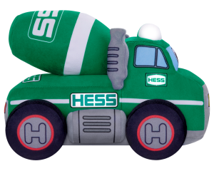 My Plush Hess Truck: 2021 Cement Mixer • Safe For All Ages • $29.99