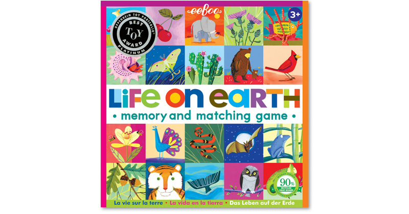 eeBoo and eeBoo Piece & Love 2021 Spring Collection Proves Environmental Literacy Can Be Screen-Free, Sustainable, Beautiful and Fun!