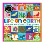Life on Earth Memory & Matching Game • $17.99 • Ages 3+