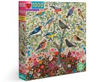 New! Piece & Love Songbirds Tree 1000 Piece Jigsaw Puzzle • $21.99