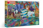 Planet Earth 100 Piece Puzzle • $16.99 • Ages 5+
