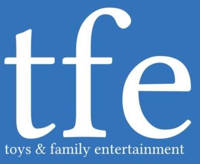 TFE Magazine—Toys & Family Entertainment