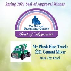 Hess Toy Truck Social Media Post Sq