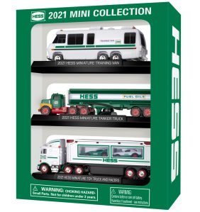 2021 Hess Toy Truck Mini Collection • $29.99 • Ages 3+