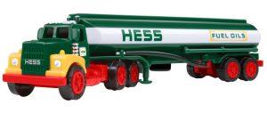 Hess Toy Truck Miniature Tanker Truck