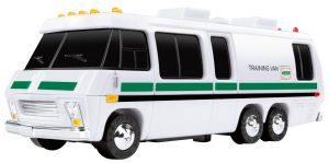Hess Toy Truck Miniature Training Van