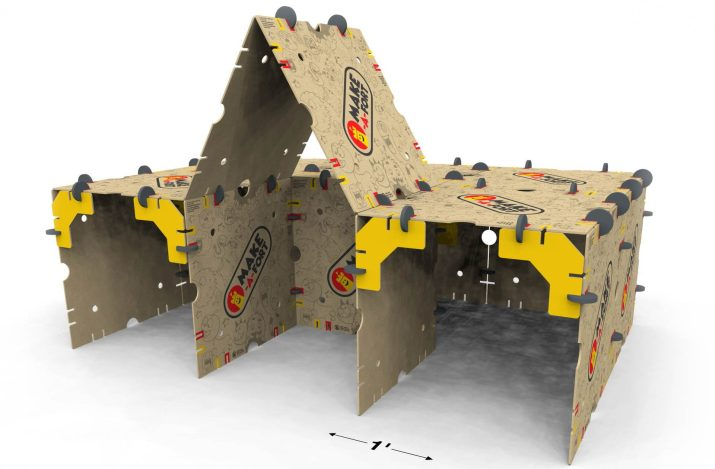 Make-A-Fort Build Kit