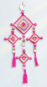 2922-Wish*Craft Goddess Eye Wall Hangings