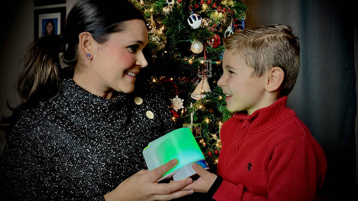 SANTA'S NICE LIST IS GROWING THANKS TO PARENTS WHO TRUST GOODTIMER!—Kids Are Encouraged To Form Healthy Habits With This Electronic Educational Toy That Uses Positive Reinforcement, Tangible Incentives and Family Participation