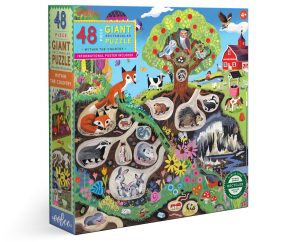 Within the Country 48 Piece Giant Puzzle • Ages 4+ • $21.99