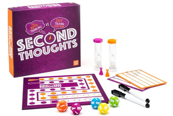 Second Thoughts • Ages 8+ • $17.99-$24.99