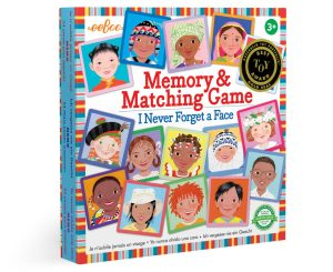 I Never Forget a Face Memory Game • Ages 3+ • $19.99