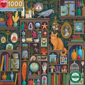 eeBoo - PZTALC - Alchemist's Cabinet